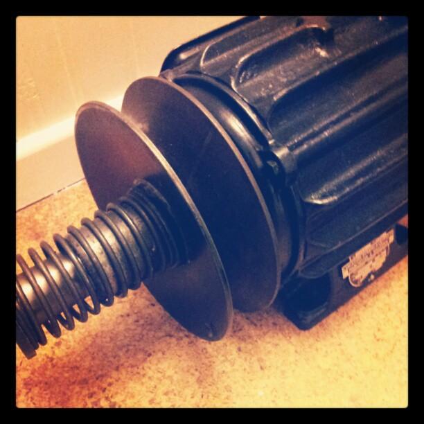 New rewound 3 Phase motor