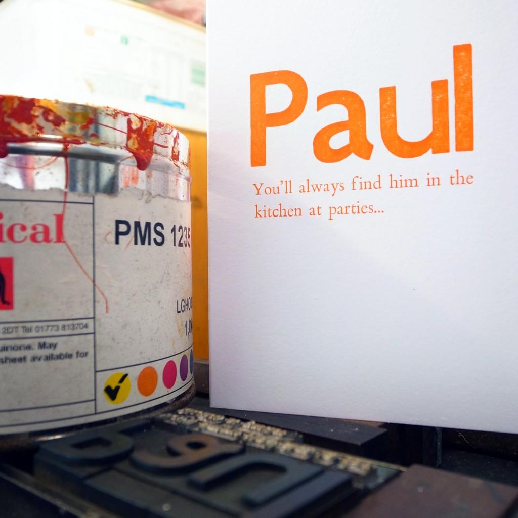Pauls Birthday card 1