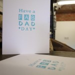 Have a Fab Dad day